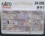 Kato 24-245  Schoolchildren Figure Set